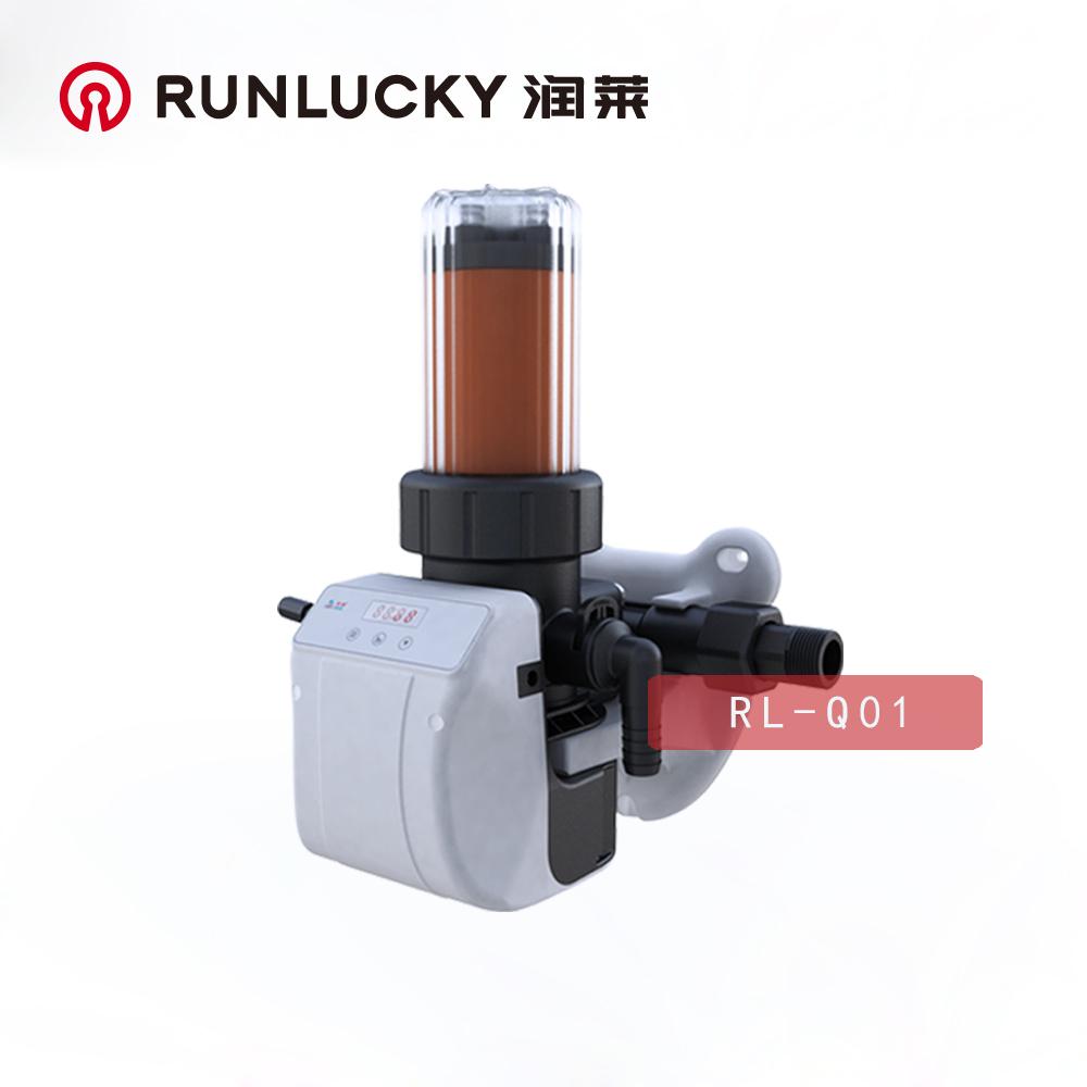 润莱自动反冲洗叠片式过滤器Q01