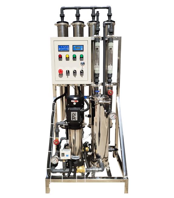 1T反渗透纯水设备(超简配)