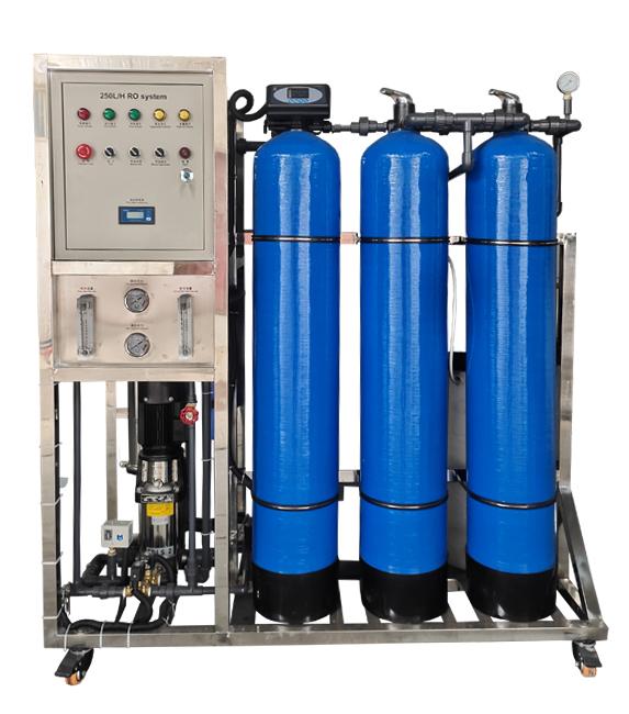 0.25T反渗透纯水设备(一体机)